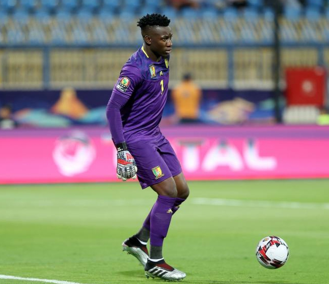 Cameroon Goalie, Onana: Nigeria Will Be Tough, But We're Motivated To Win