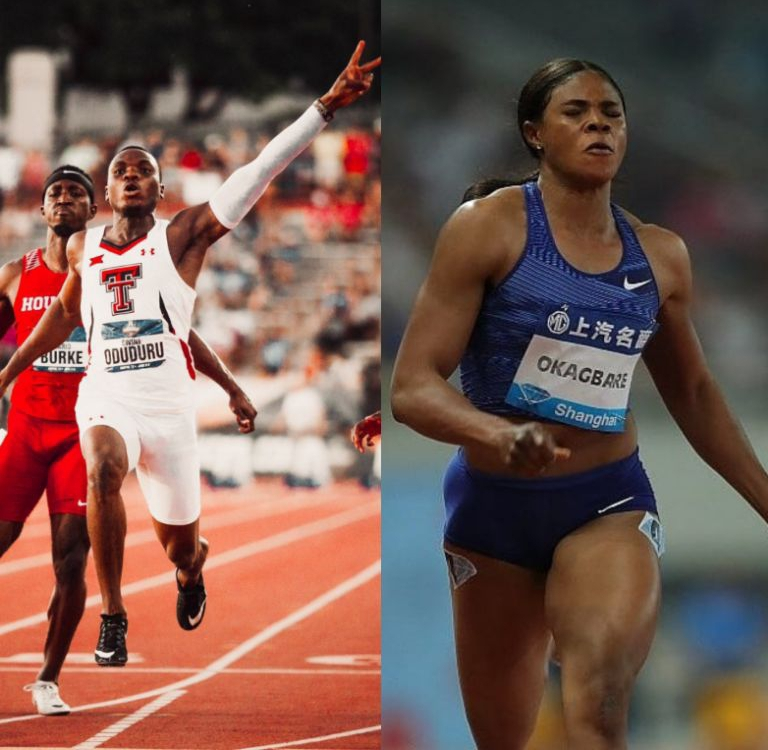 Oduduru To Make DL Debut In Lausanne; Okagbare Targets 3rd Consecutive Win