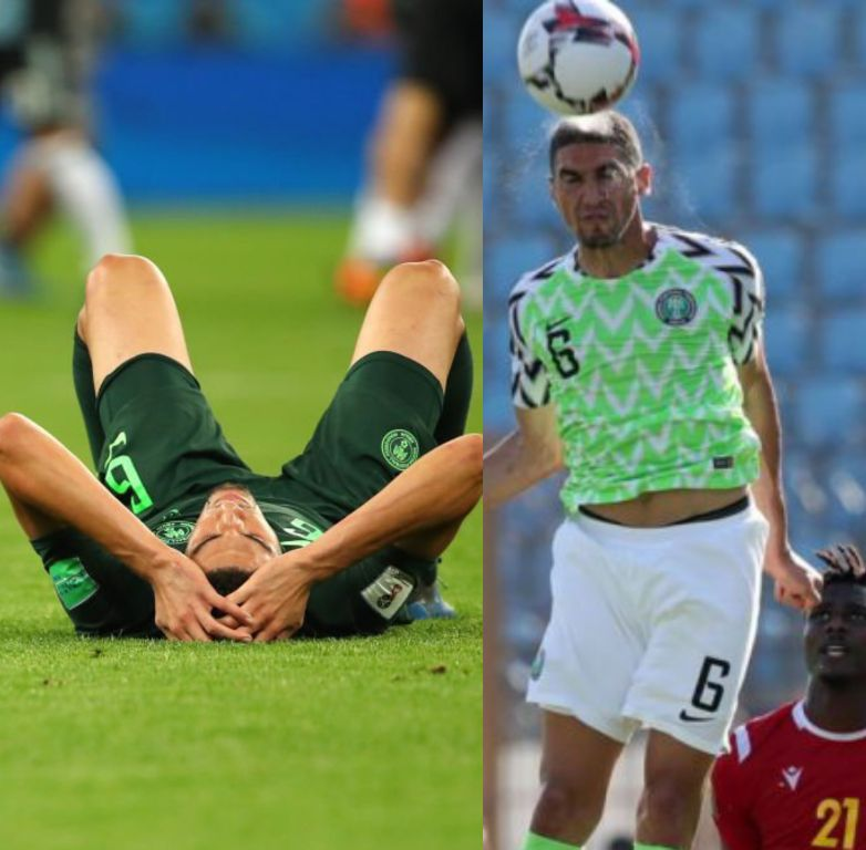 Balogun Apologises For Blunder Vs Madagascar, Vows To Come Back Stronger