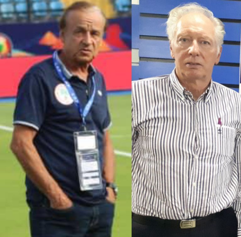Bonfrere To Rohr: Nigeria Have Big Players But No Cohesion; Teach Them How To Play Well, Score Goals