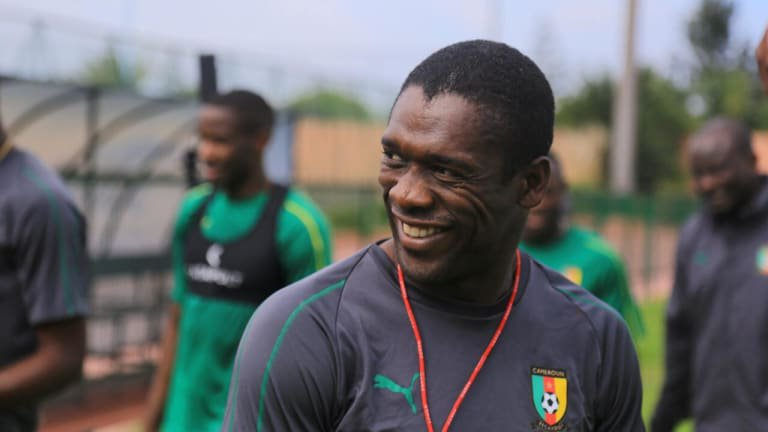 Seedorf: Cameroon Not  Under Pressure To Beat Super Eagles