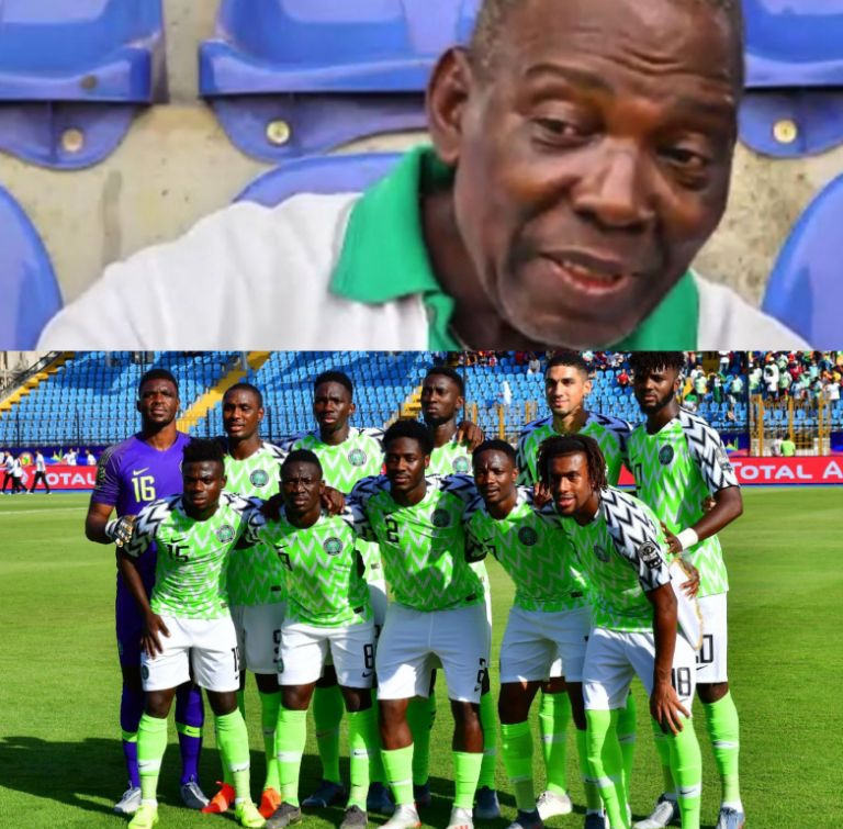 Onigbinde Wishes Super Eagles Well In 4th AFCON Title Hunt