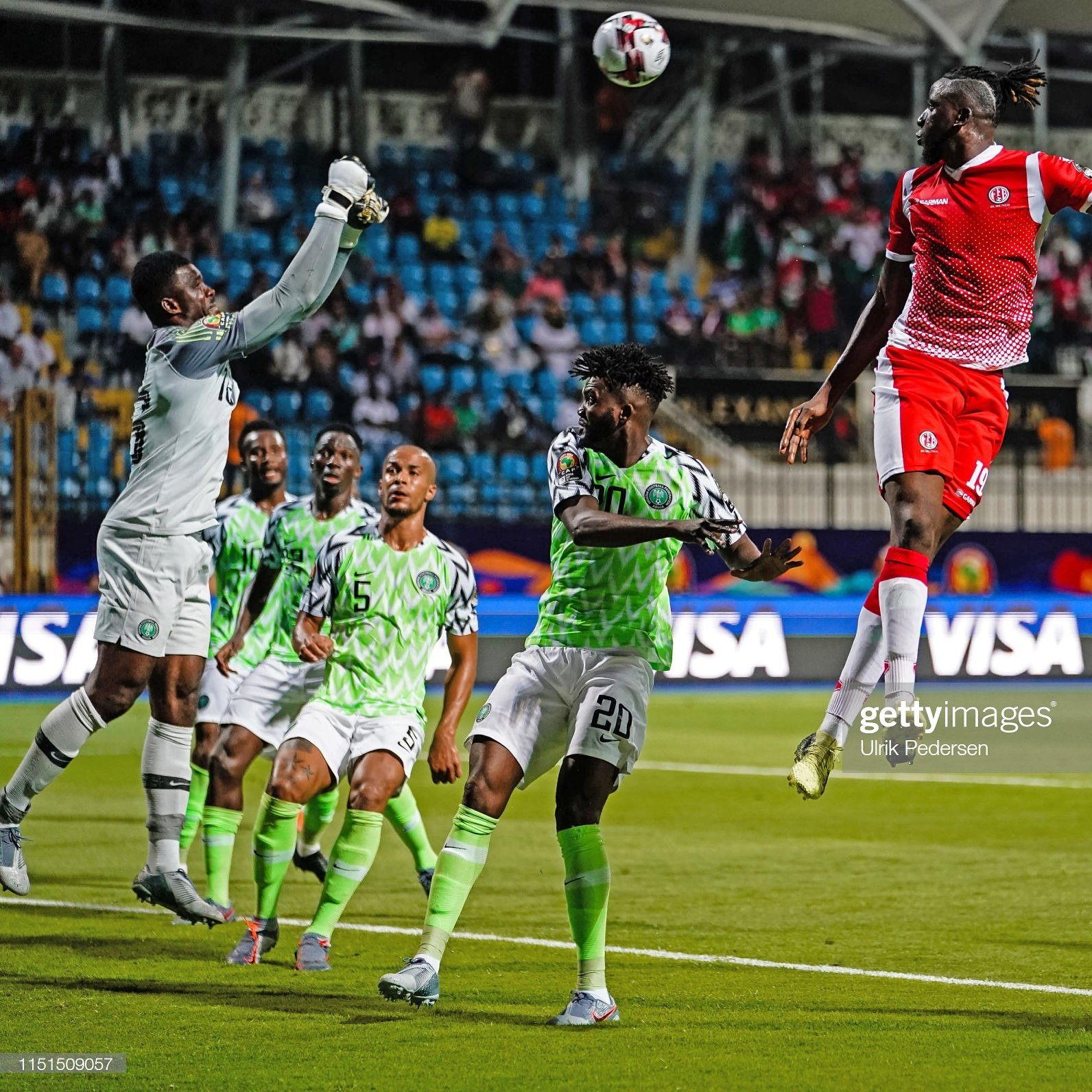 Kanu: Super Eagles Must Up Their Game To Beat Cameroon
