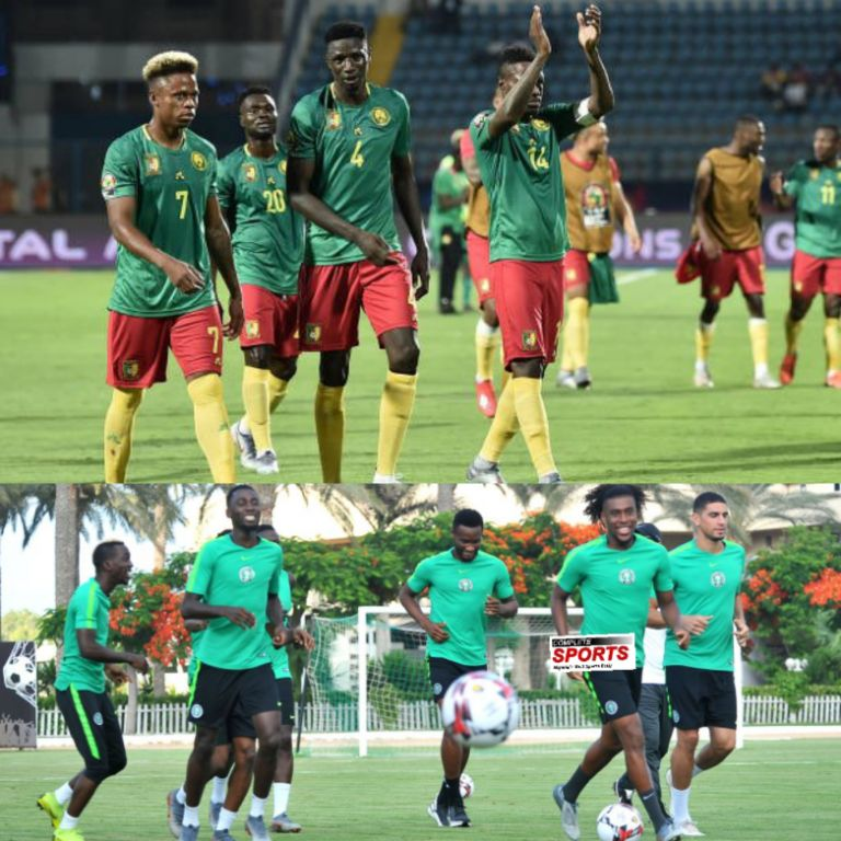 Iroha: Cameroon Players' Big Physique Won't Intimidate Super Eagles