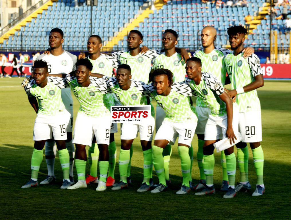 ABOVE AVERAGE!: Super Eagles' Rating In 3-2 Win Over Cameroon