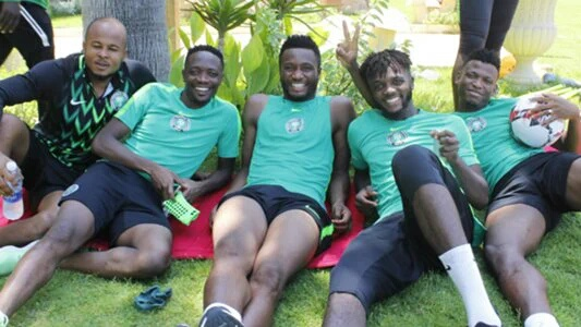 Super Eagles Get Mikel Boost Ahead South Africa Clash