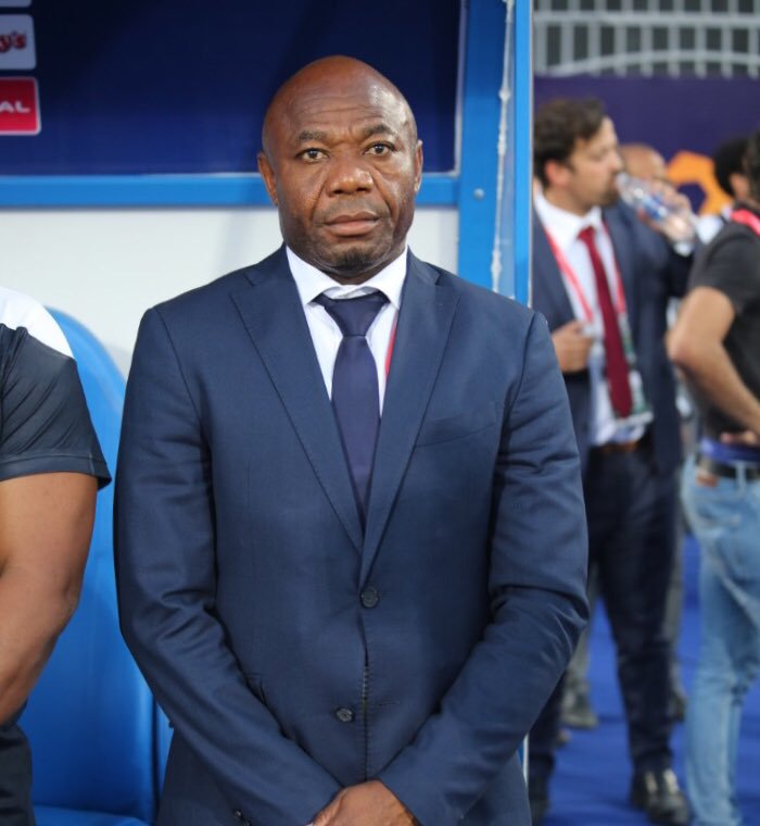 NFF In Talks With Amuneke About Technical Director Job