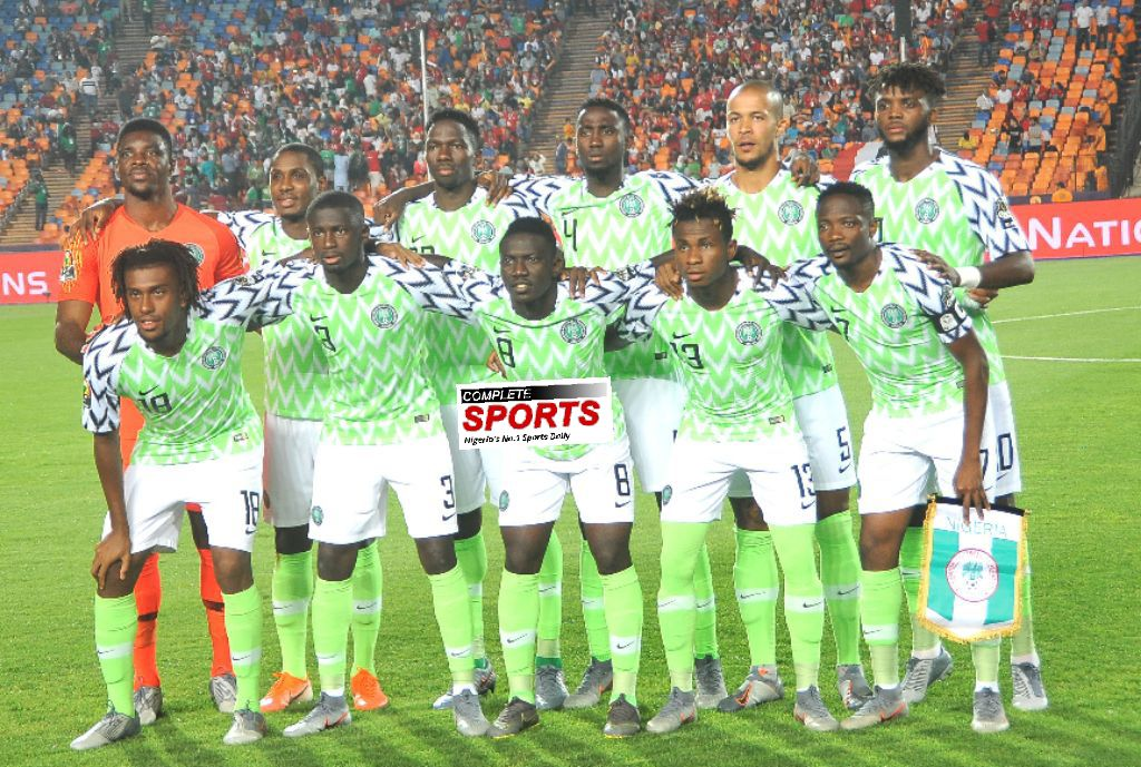Rohr To Name Unchanged Eagles' Lineup For Algeria Match