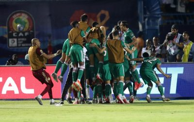 AFCON 2019: Algeria Beat Ivory Coast On Penalties, To Face Super Eagles In Semi Finals