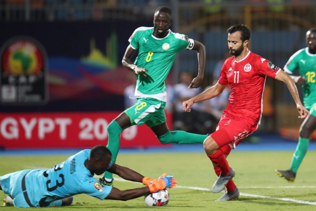 Bronn's Own Goal Gifts Senegal 1-0  Win Vs Tunisia In Nervy AFCON 2019 Semifinal