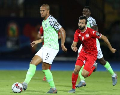 william-troost-ekong-odion-ighalo-super-eagles-tunisia-afcon-2019-africa-cup-of-nations