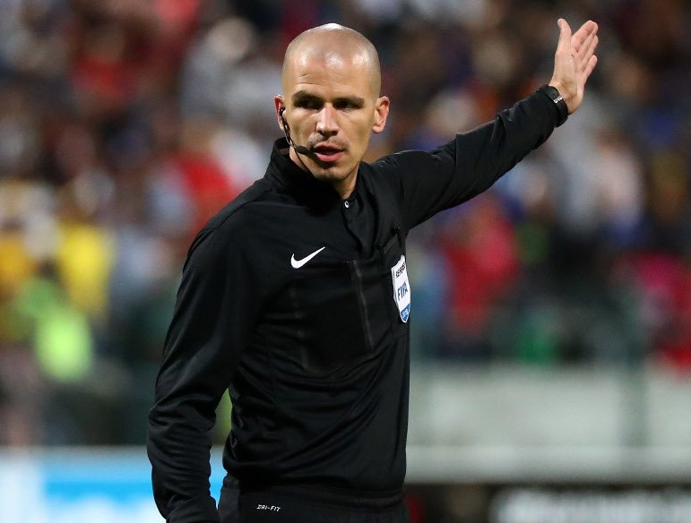 CAF Makes U-Turn On South African Ref Gomes For AFCON 2019 Final