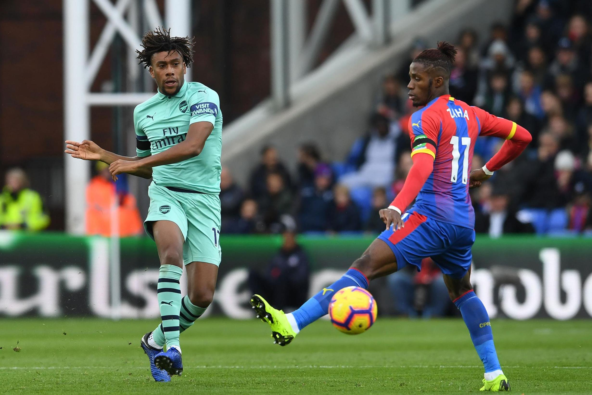 Arsenal Reject Everton's £30m Bid For Iwobi