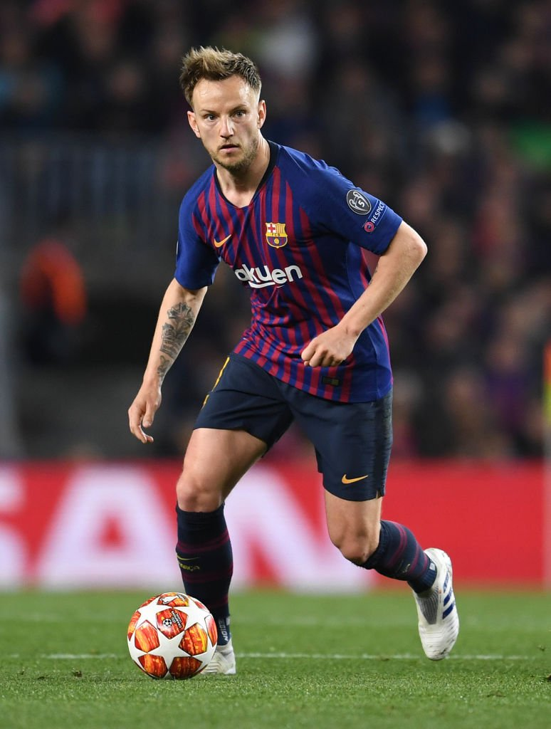 Rakitic Open To Joining PSG As Barca's Makeweight In Bid For Neymar