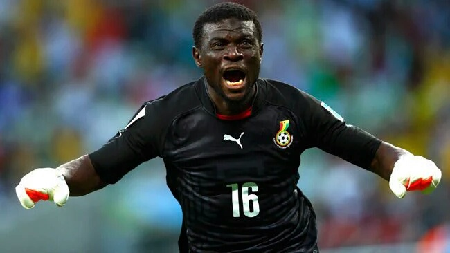 Enyimba Goalie Dauda Eyes Black Stars Return