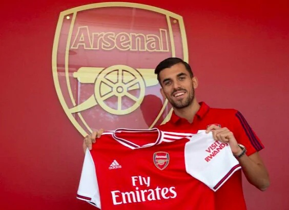 Ceballos Joins Arsenal On loan From Real Madrid