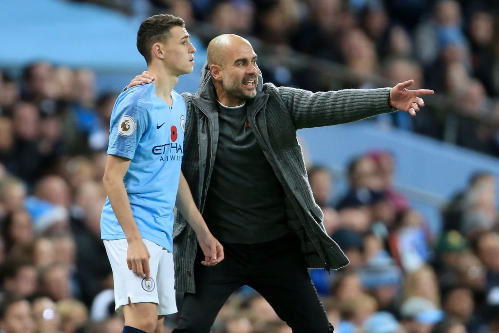 Guardiola Hails Foden As 'Most Talented Player I've Ever Seen'