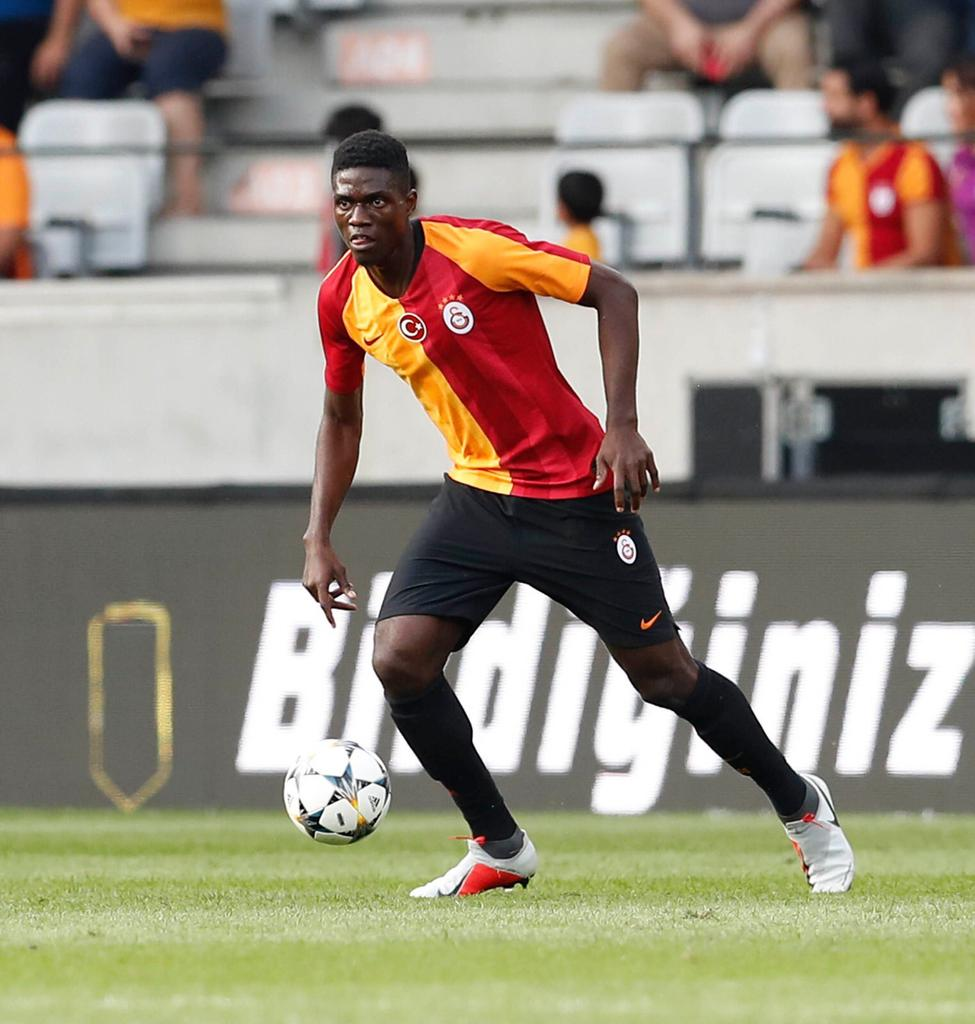 Ozornwafor: I'm Determined To Improve As Galatasaray Player