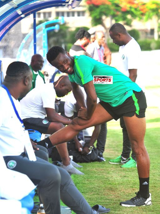 Rohr Hails Mikel As Inspirational Leader On And Off Pitch