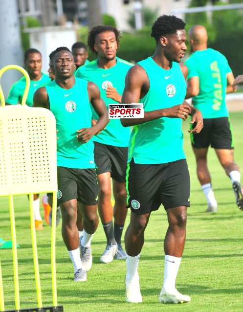 Super Eagles Have Better Players To Edge Out Bafana  –Adepoju