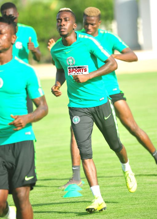 Onyekuru: Club Form Not Guarantee For Eagles Call-up, Rohr Knows His 1st Eleven