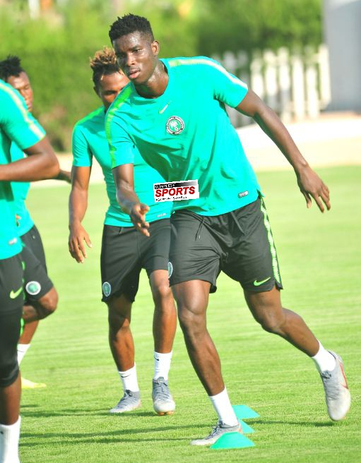 Super Eagles Wish Onuachu Speedy Recovery From Covid-19 Infection