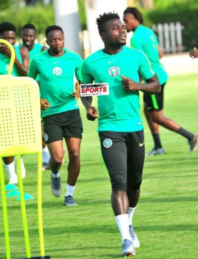moses-simon-super-eagles-fans-afcon-2019-birthday-egypt-2019