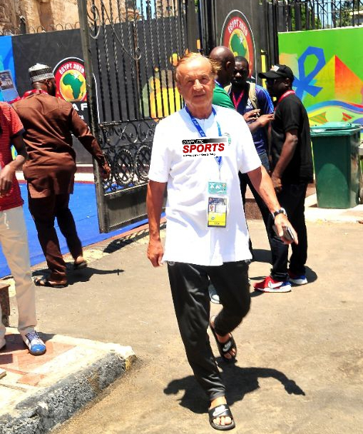 Odegbami: The 'Mortal' Sin of Gernot Rohr