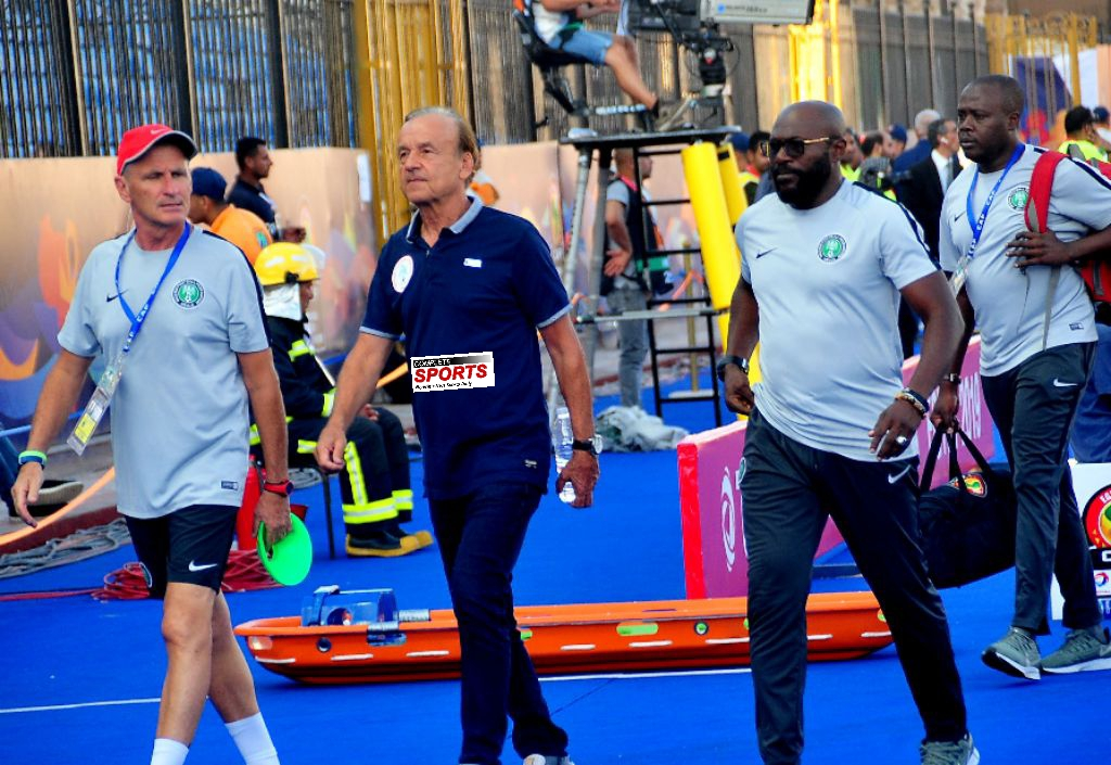 Rohr Hails Super Eagles Hard-Fought Win Vs Cameroon