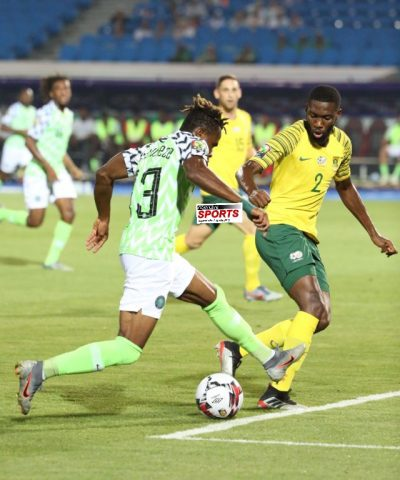samuel-chukwueze-super-eagles-afcon-2019-africa-cup-of-nations-egypt-2019-bafana-bafana