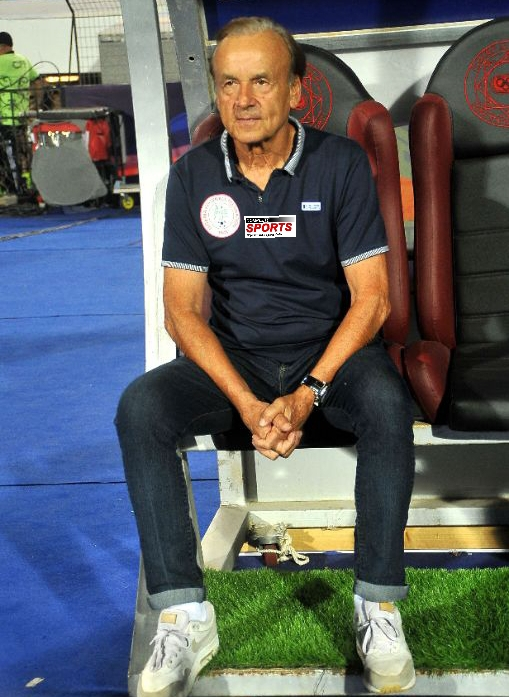 Odegbami: I Choose To Be Foolish –  Let Gernot Rohr Go!