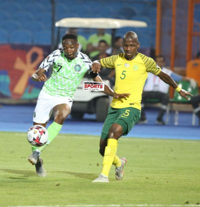 ahmed-musa-gernot-rohr-super-eagles-afcon-2019-africa-cup-of-nations-egypt-2019-bafana-bafana
