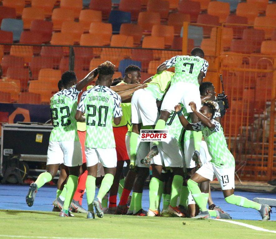 Rohr Permits Eagles' Players Access To Families, Friends After Win Vs Bafana