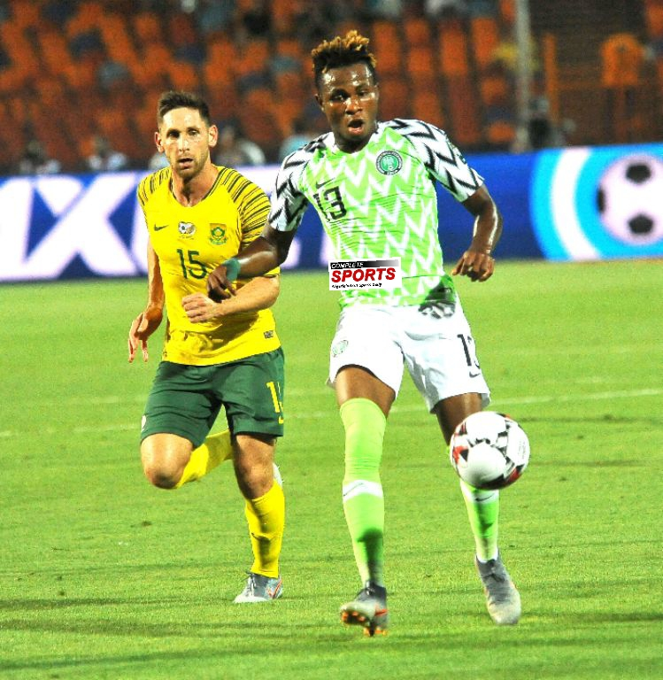 6 Takeaways From Super Eagles ' Win Against South Africa