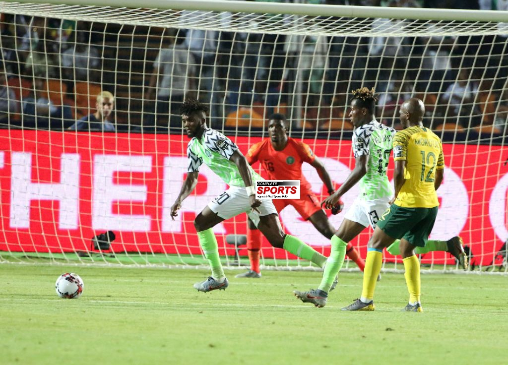 Okala: Eagles Improving With Every Game; But Goalkeeping Still Worrisome