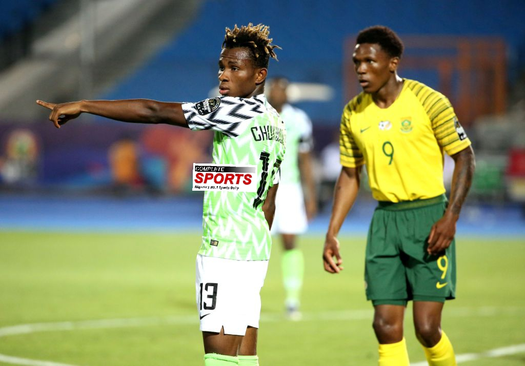 Chukwueze Gets Thumbs-Up From Ex-Liverpool Star Hutchison