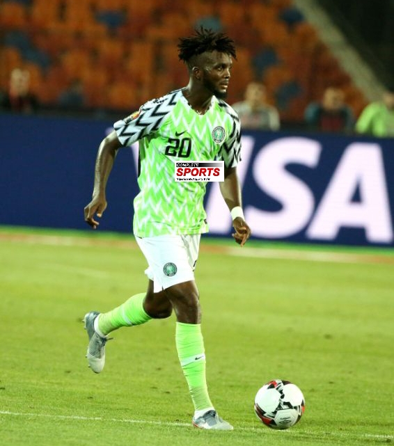 Musa, Ighalo, Awaziem Declared Fit To Face Algeria After Earlier Doubts