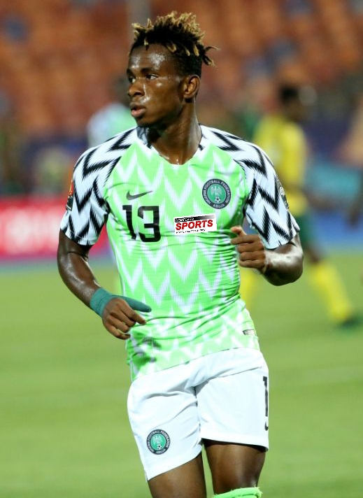 Chukwueze: Algeria Strong Team, But Fearless Eagles Will Win