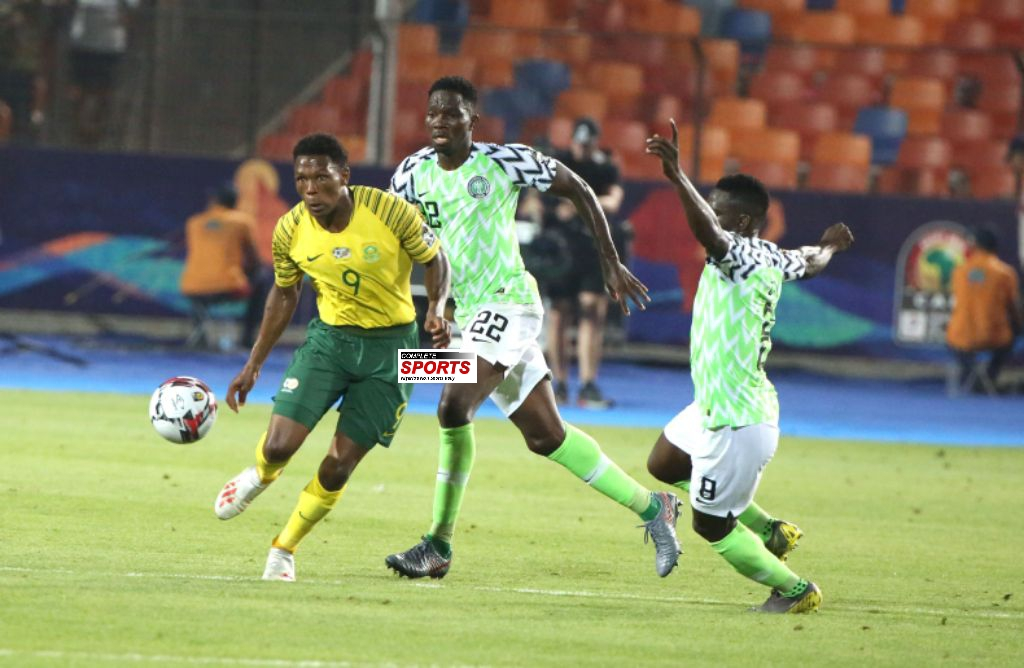 Omeruo Pulls Out Super Eagles' Friendly  Vs Ukraine Over Work Permit Demands