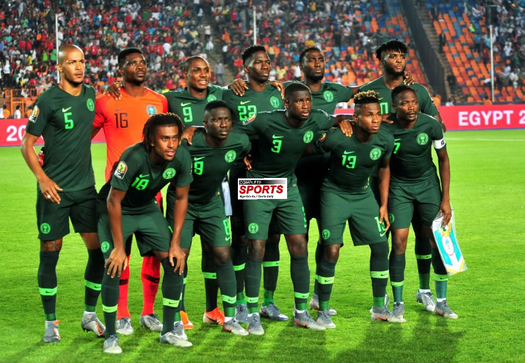 Agali: Eagles Must Beat Tunisia To Win AFCON 2019 Bronze Medal