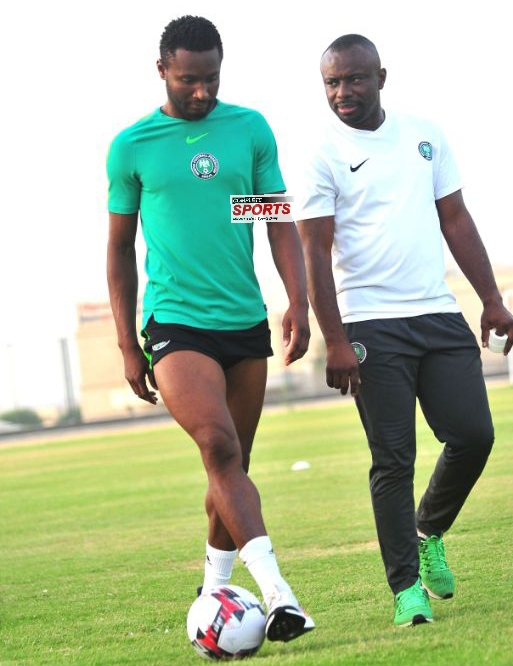 Rohr Begins Search For Mikel Replacement, More Midfielders
