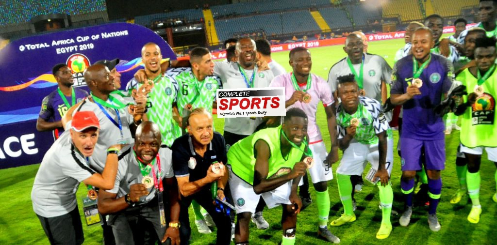 Odegbami: I Cannot, And Shall Not, Celebrate This Bronze!