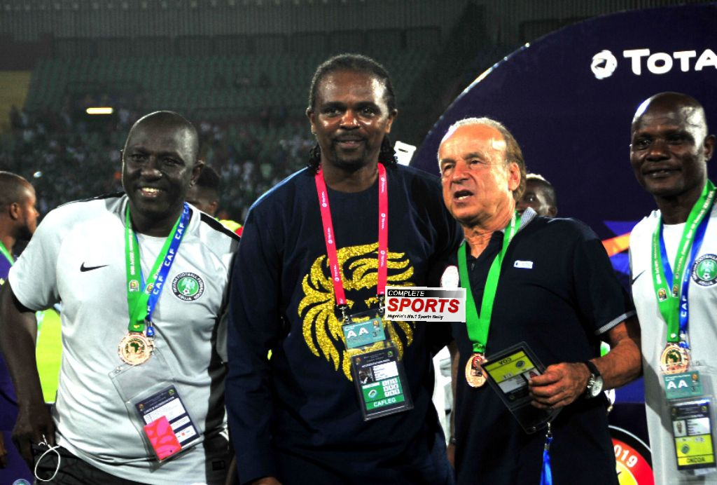 NFF Now Keen On Retaining Rohr; to Begin New Contract Negotiation Next Week