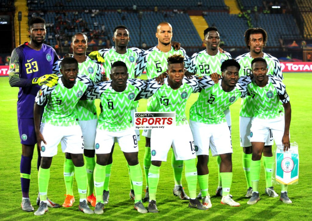 Super Eagles Fly To Kyiv September 6 Ahead Friendly Vs Ukraine
