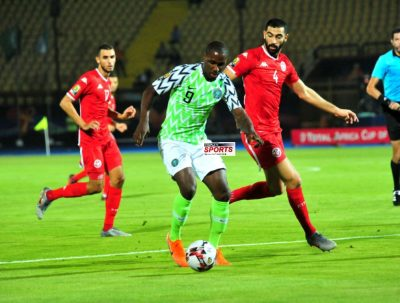 odion-ighalo-super-eagles-tunisia-afcon-2019-africa-cup-of-nations-egypt-2019