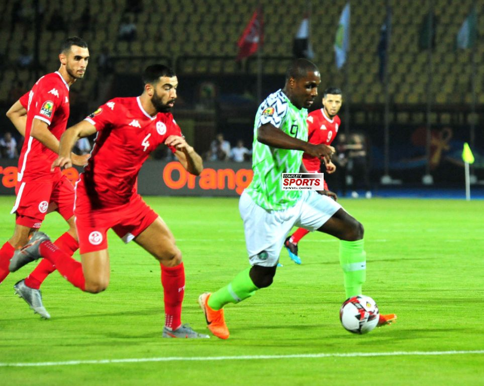 Ighalo Closes In On AFCON 2019 Top Scorer Award, Equals Yekini's Record