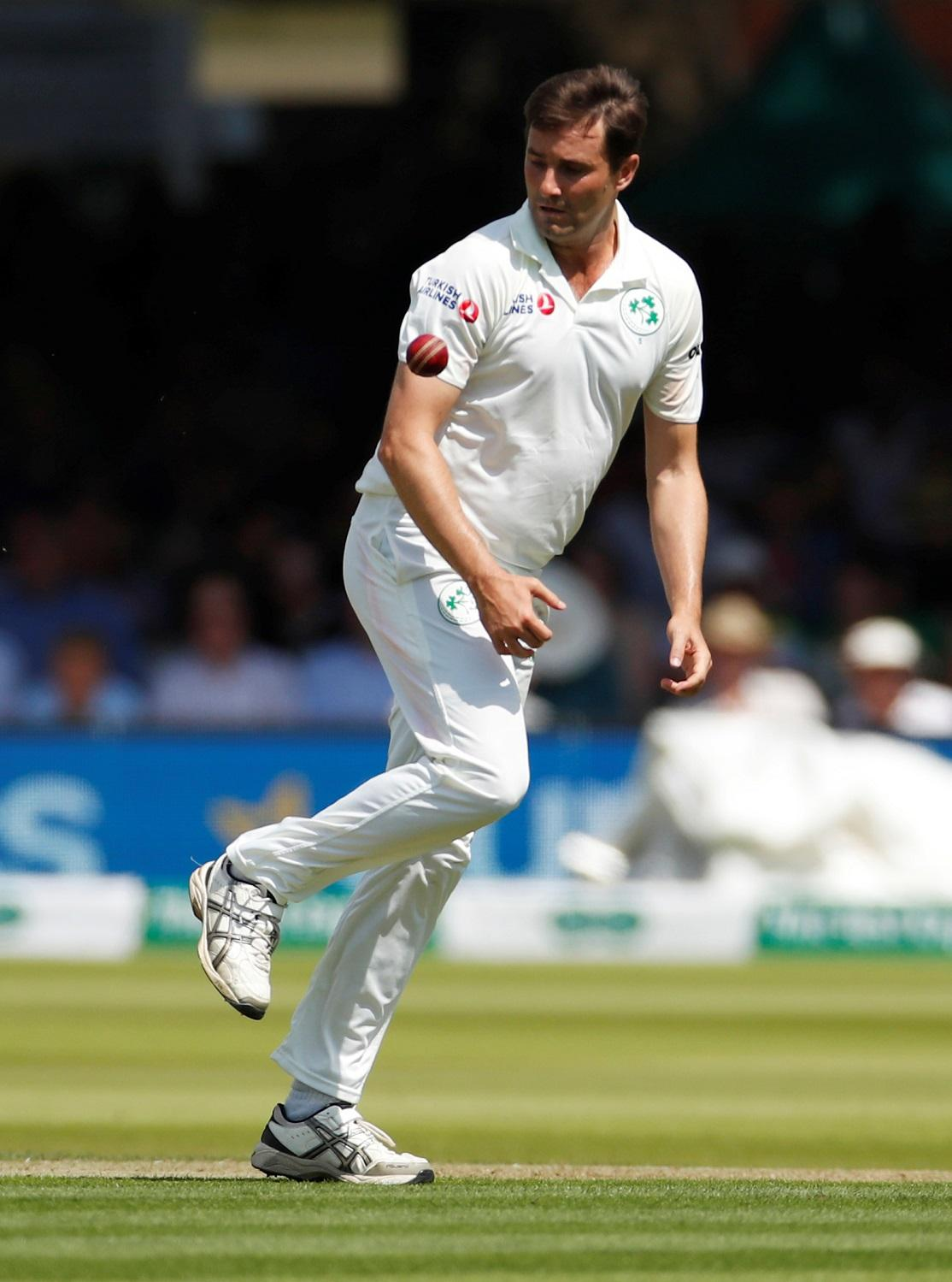 Advantage Ireland After Eventful Opening Day At Lord's