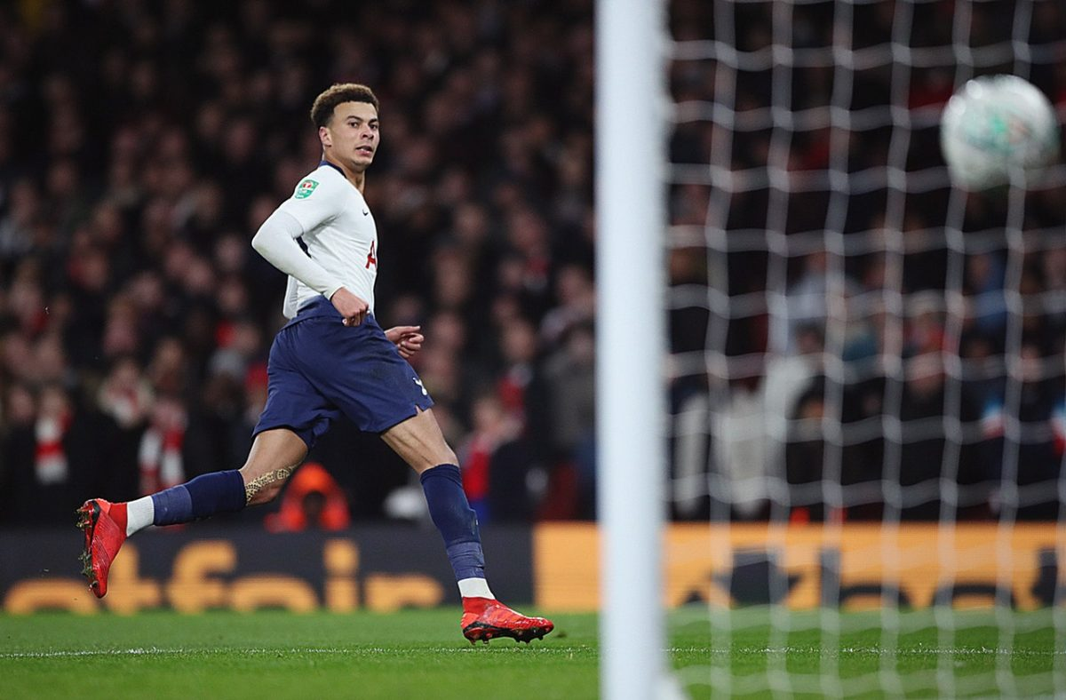 Alli To Use Heartache As A Spur