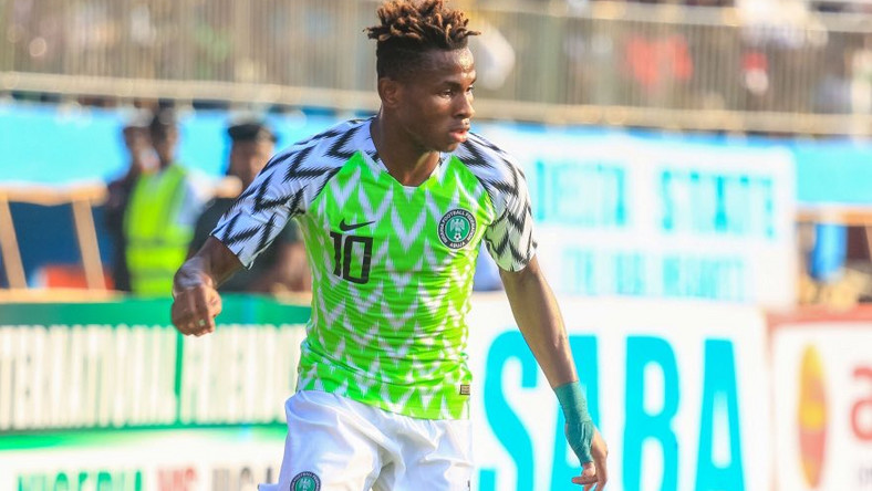 Apugo Slams Rohr For Under-utilizing Chukwueze