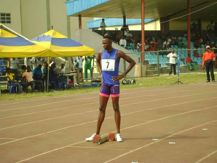 Bamidele Races To History Books As 7th Nigerian To Break 45 Seconds In 400m
